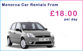 Rentals From £18 Per Day